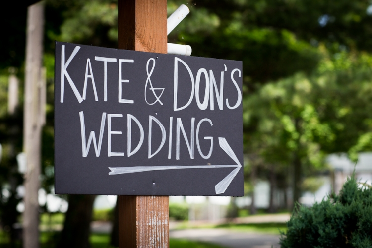 Outdoor, rustic, beach type wedding at Pioneer Camp and Retreat Center.
