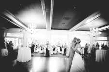 Wedding photography taken at Brierwood Country Club,
