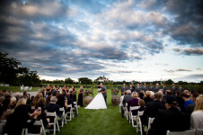 Winery and vineyard wedding photography taken by the best photographer in Buffalo and WNY, Jessica Ahrens Photography.