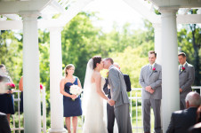 Wedding photos at Klocs Grove by Jessica Ahrens.