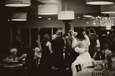 Country club wedding photographer in Buffalo, NY.