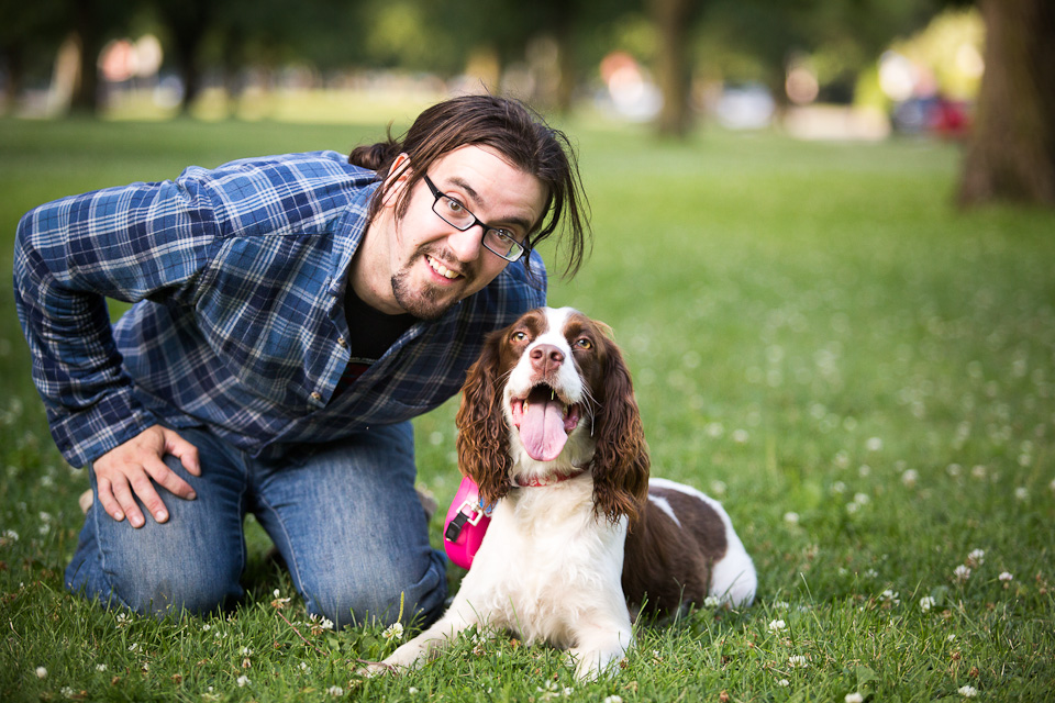 Aj Hectorina Bidwell Park Buffalo Ny Dog Pet Photography